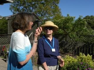 Garden Walks client discussion 1