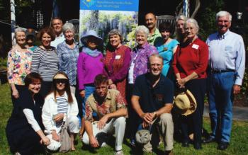 Garden Walkers group shot