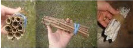 bee straws